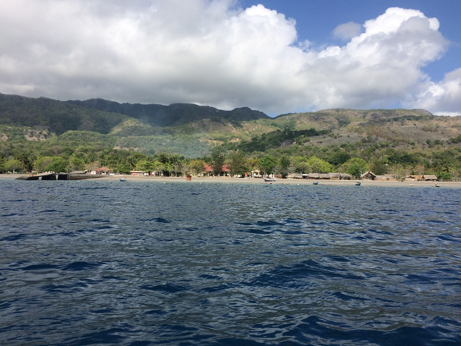 Atauro – podmorský raj Východného Timoru