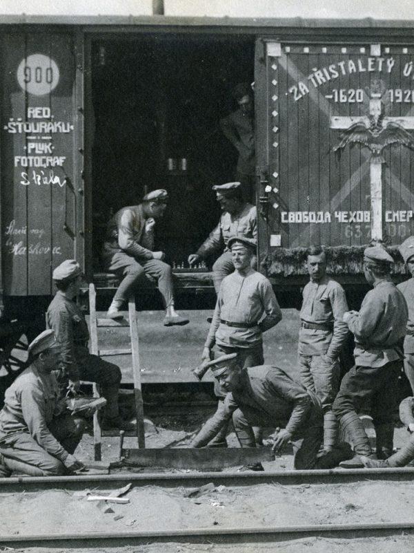 Transsibírska magistrála – po stopách československých legionárov