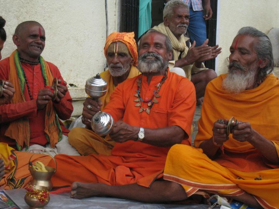 80 miliónov pútnikov - najväčší sviatok planéty v Indii Kumbh Mela