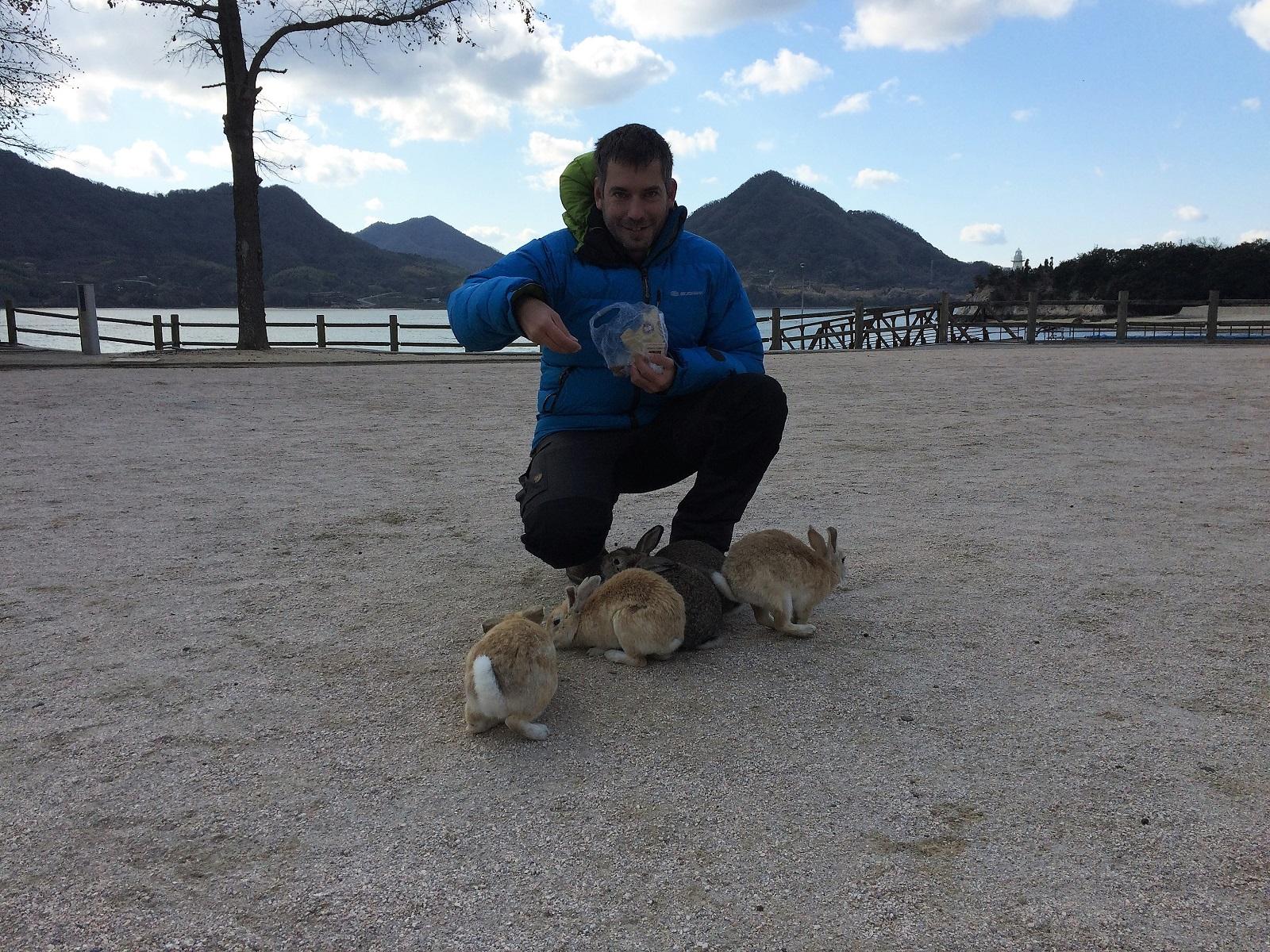 Zajačí ostrov v Japonsku