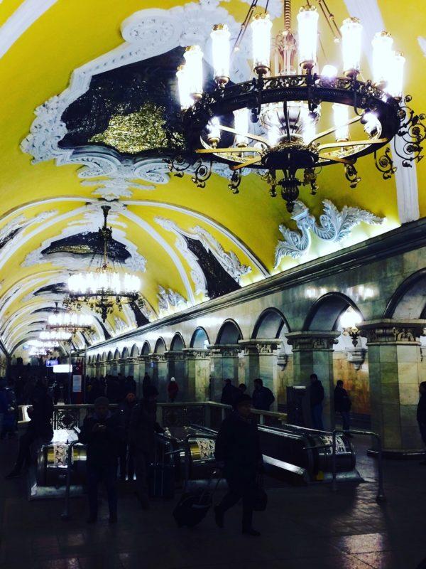 Moskva alebo málo navštevované miesta, ktoré stoja za to