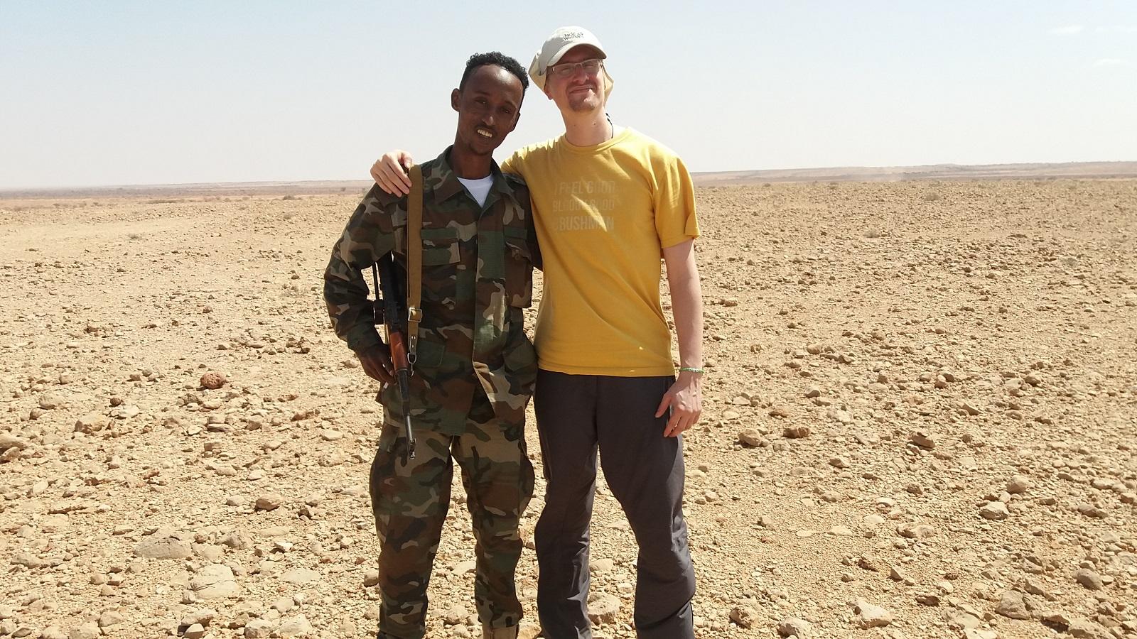 Rozhovor: Cestovanie v Somálsku patrí medzi najnebezpečnejšie na svete