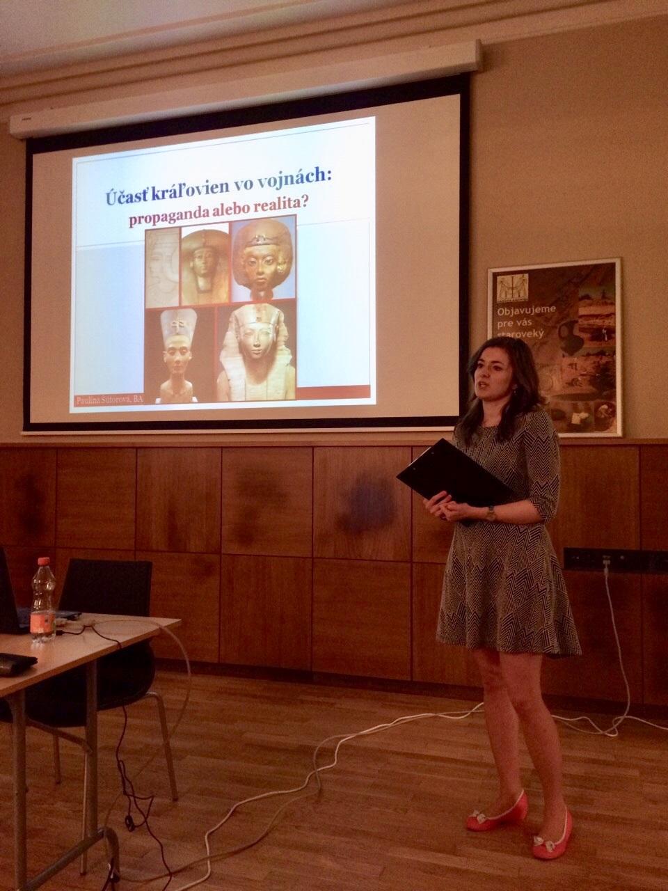 Rozhovor: Štúdium egyptológie je náročné, ale krásne