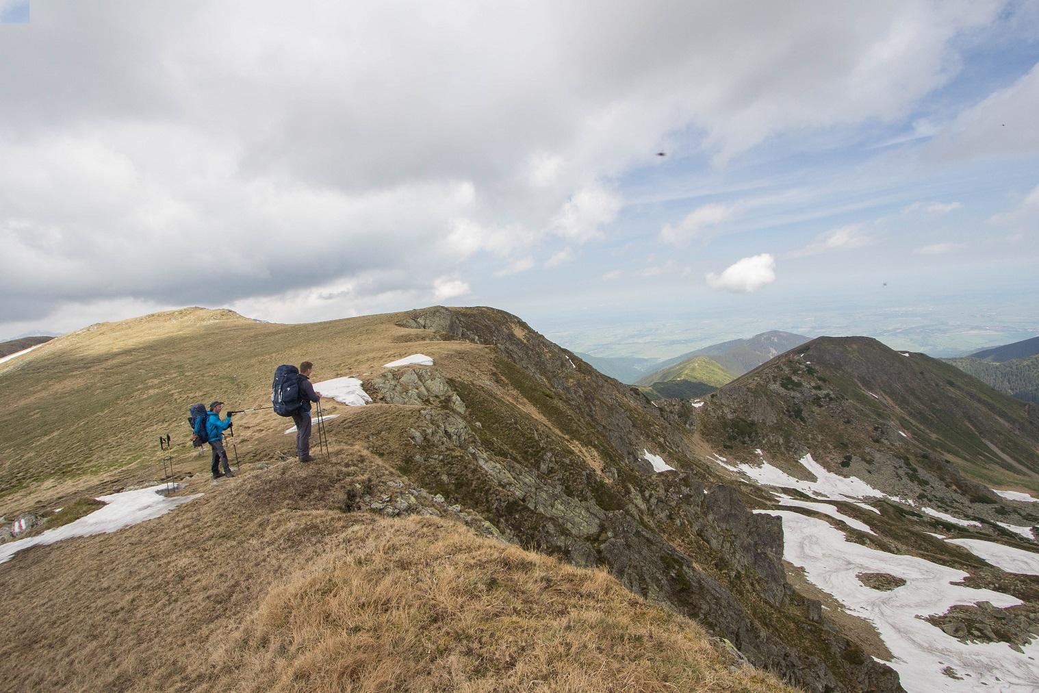 Horská turistika v Rumunsku alebo kam ísť na trek