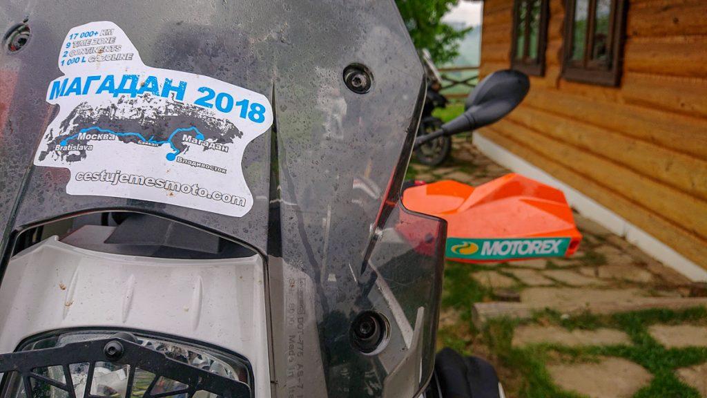 Rozhovor: Na motorkách až do ruského Magadanu