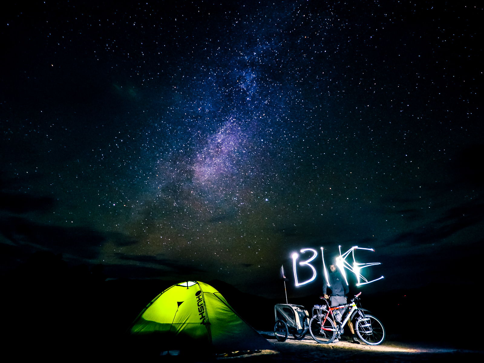 Rozhovor: Na bicykloch cez americký kontinent alebo ako sa cestuje so psami