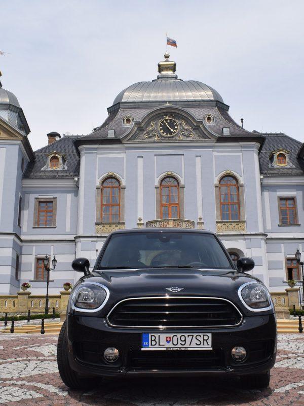 Autom okolo Slovenska alebo ako som objavil domovinu