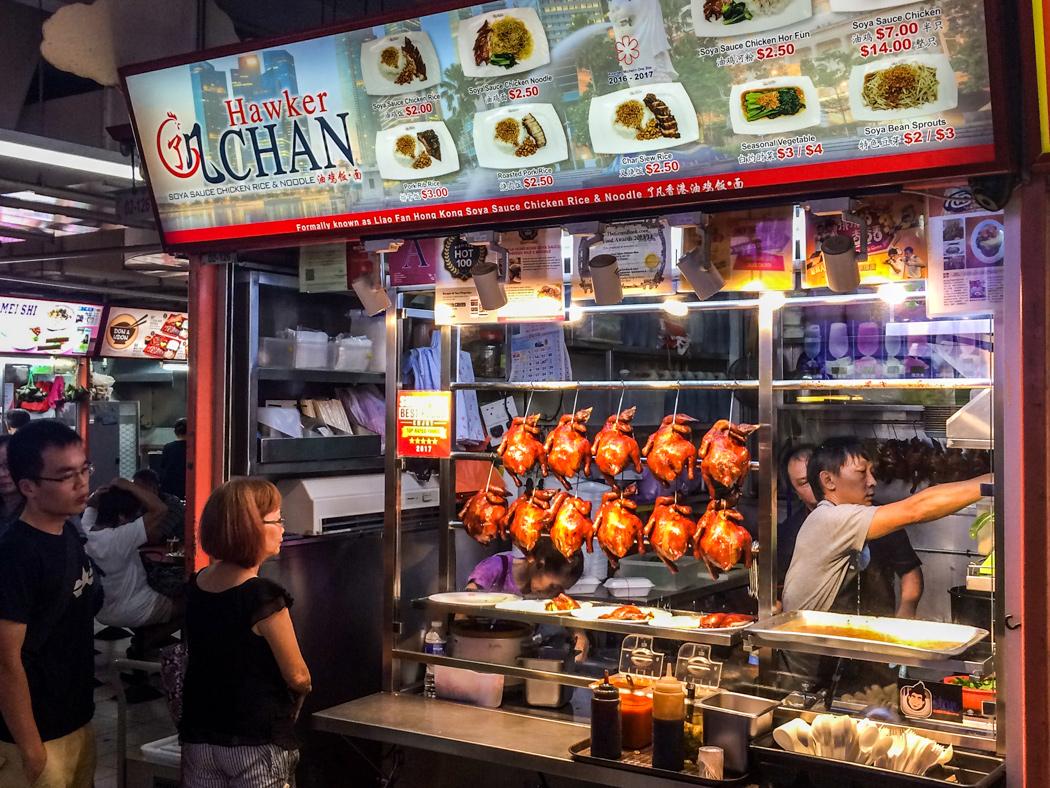 Singapur - čo, kde a za koľko ochutnať