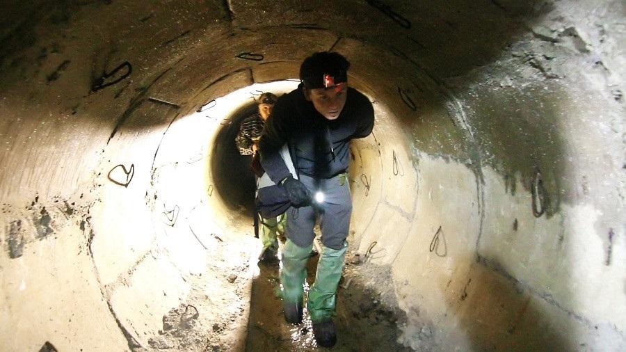 Výlet do podzemia Kyjeva