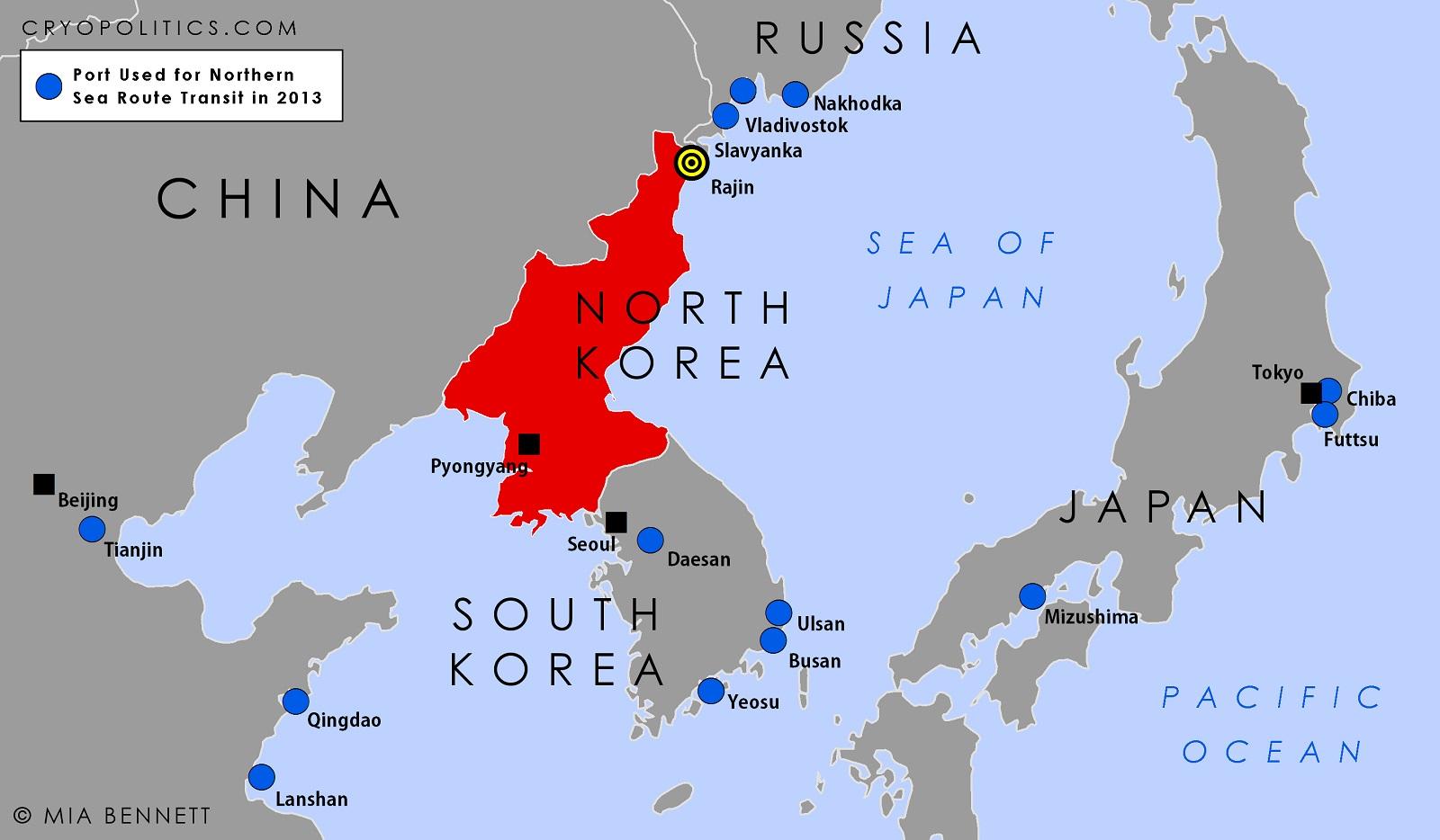 Ako prejsť Severnú a Južnú Kóreu naraz – cestovateľské rady, tipy a itinerár