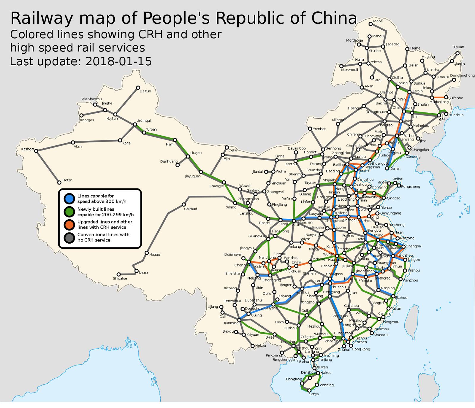 Čína – cestovateľské rady, tipy a itineráre