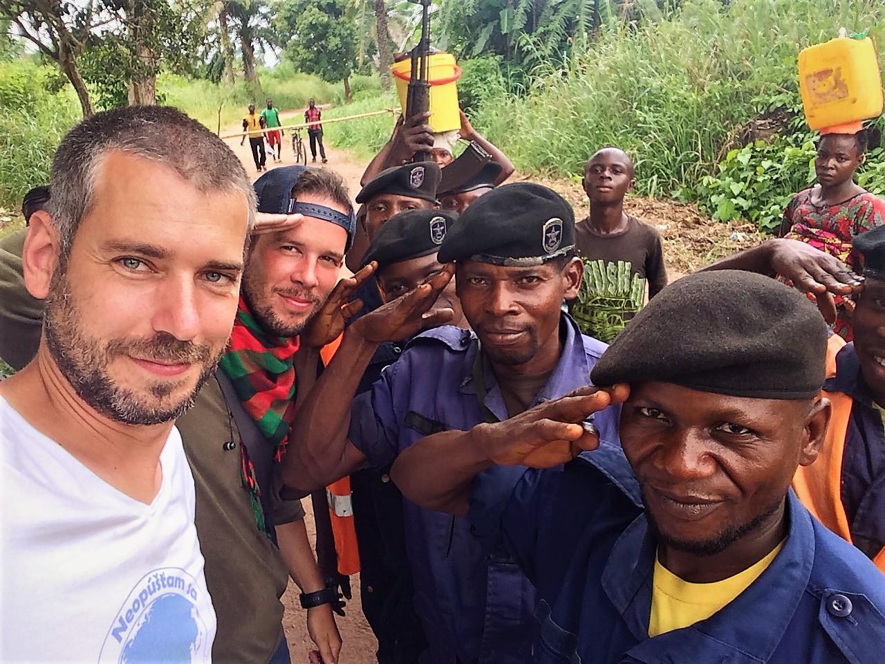 Prečo sa bojíme ísť do Afriky