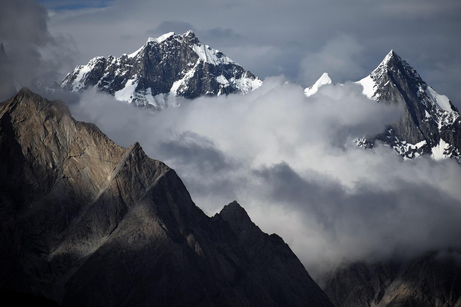 Treky v severnom Pakistane