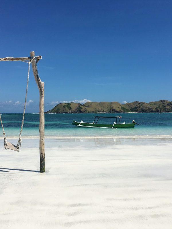 Tanjung A'an Beach