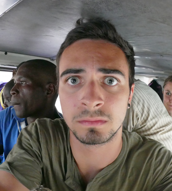 PPPíter: Afrika je šialená, krásna, neuveriteľná...božšká