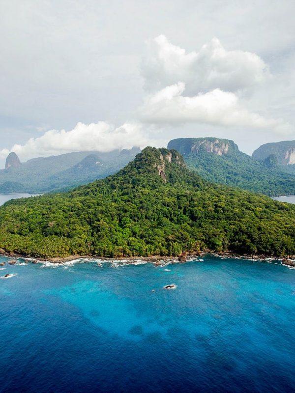 Svätý Tomáš a Princov ostrov - cestovateľské rady, tipy a itinerár