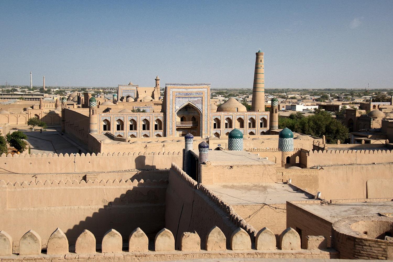 Uzbekistan - cestovateľské rady, tipy, itinerár a rozpočet
