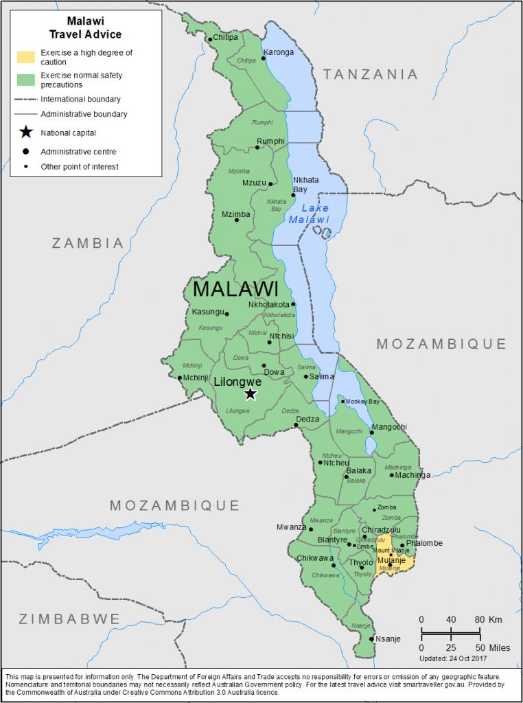 Malawi – cestovateľské rady, tipy, itinerár a rozpočet